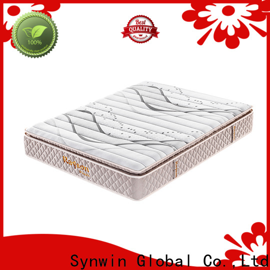 Synwin available wrapped coil spring mattress supplier light-weight