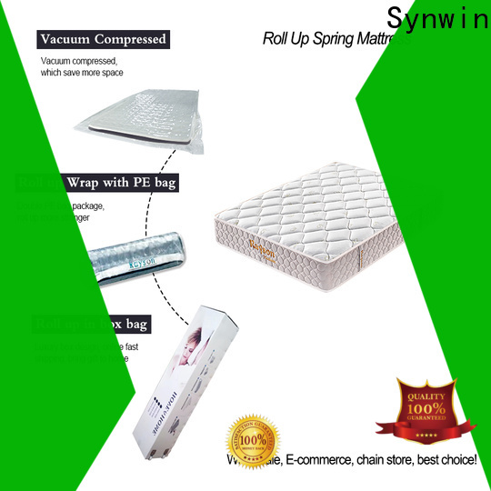 Synwin available rolled mattress in a box hot manufacturing