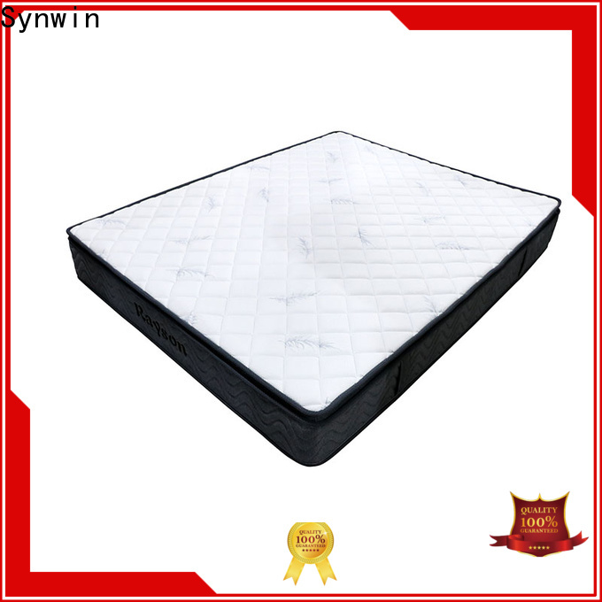 Synwin warming best spring mattress for side sleepers factory price sound sleep