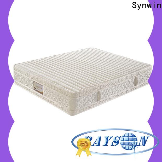 Synwin popular mattress factory inc supplier light-weight