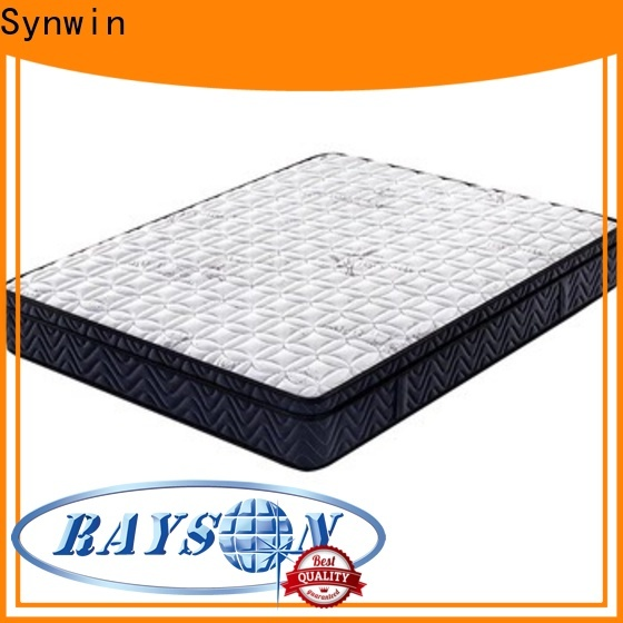 Synwin mattress brands wholesalers customization for hotel