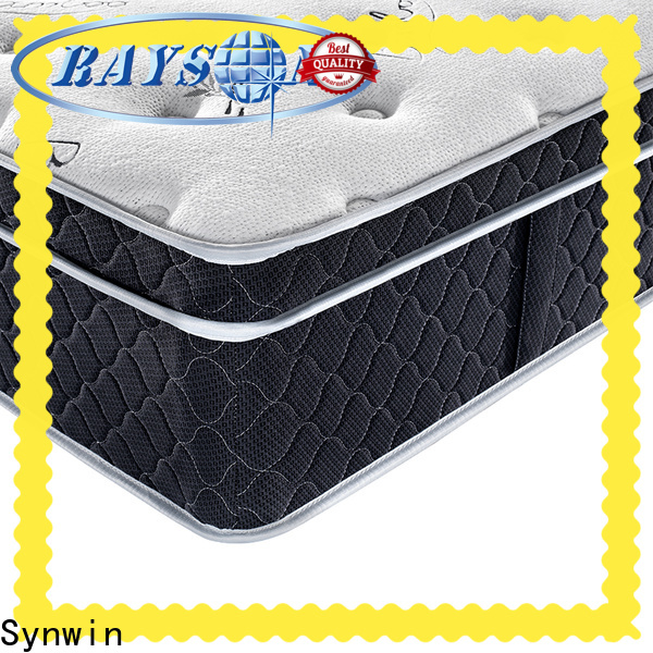 Synwin popular hotel bed mattress manufacturing process comfortable manufacturing