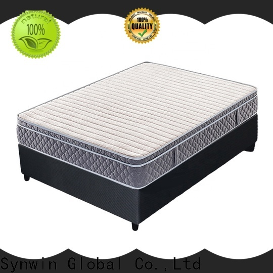 Synwin roll up double guest mattress manufacturer oem & odm