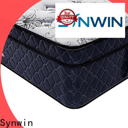 popular comfortable hotel mattresses wholesale for sound sleep