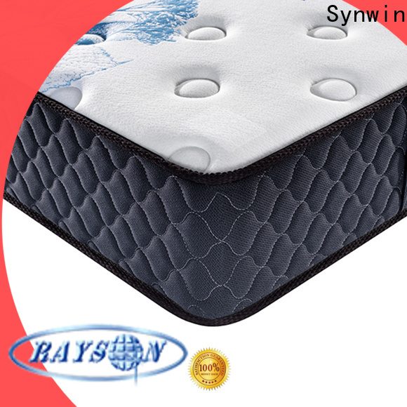 Synwin high-performance hotel mattress online comfortable manufacturing