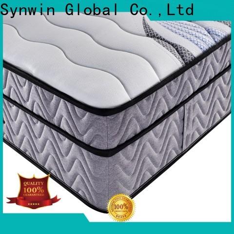 Synwin high-performance hotel luxe mattress customization