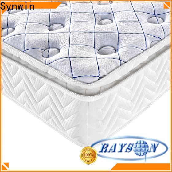 Synwin chic design hotel bed mattress manufacturers oem & odm best sleep
