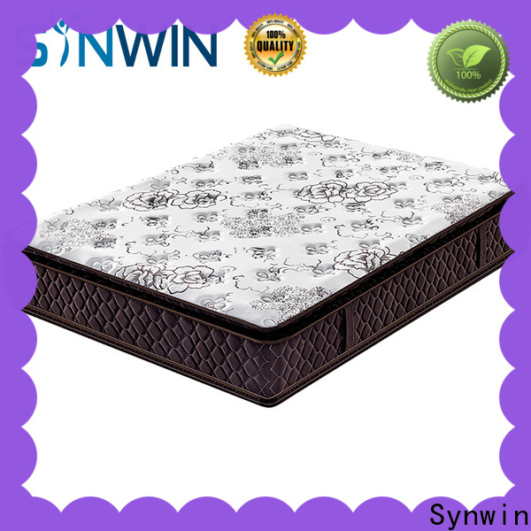 Synwin 5 star hotel mattress brands competitive factory price best sleep