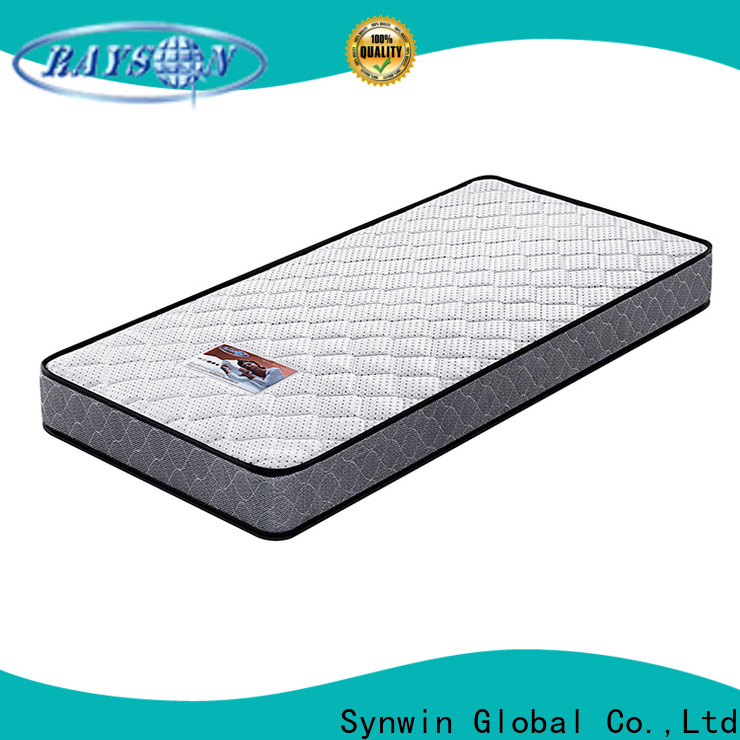 Synwin bonnell spring vs memory foam mattress wholesale for wholesale