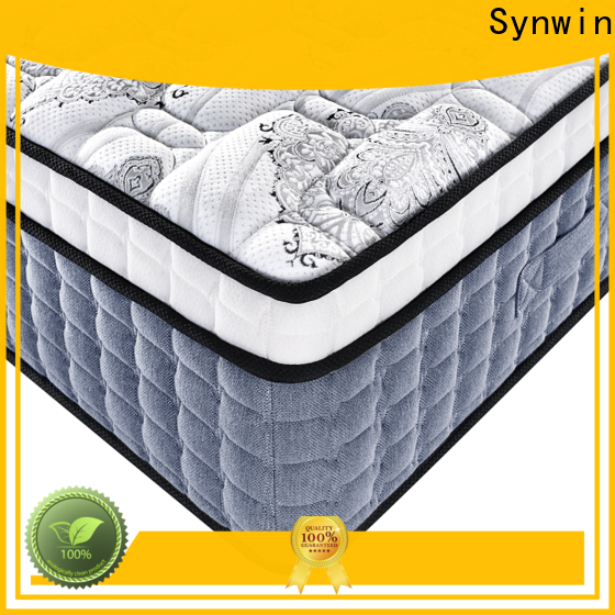 Synwin high-performance best hotel mattress for side sleepers customization manufacturing