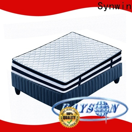 Synwin top brand best spring mattresses 2018 cool feeling sound sleep