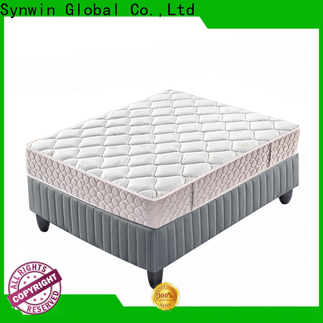 Synwin available spring mattress making manufacturer light-weight