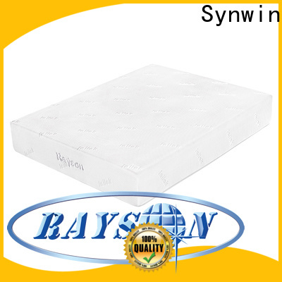 Synwin custom cut foam mattress free delivery with pocket spring