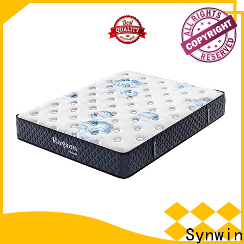 Synwin chic design memory foam bed mattress free design for bed