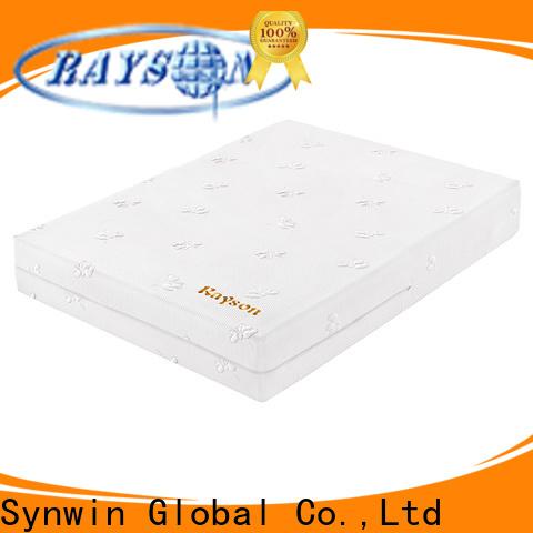 Synwin best gel memory foam mattress 2020 bulk order for bed