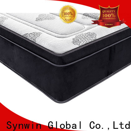 Synwin best hotel mattress for home manufacturer manufacturing