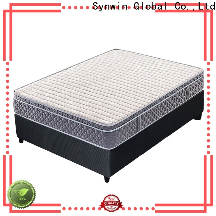 Synwin double bed roll up mattress supplier factory outlet