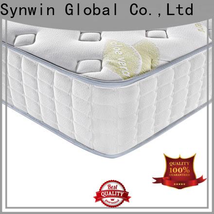 Synwin hotel living mattress customization manufacturing