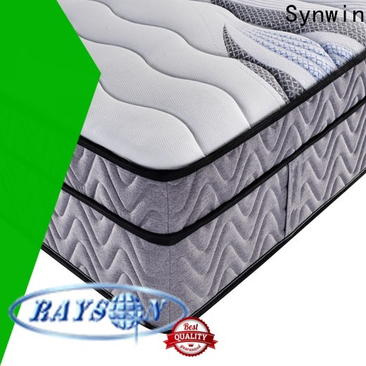chic design hotel motel mattress sets factory