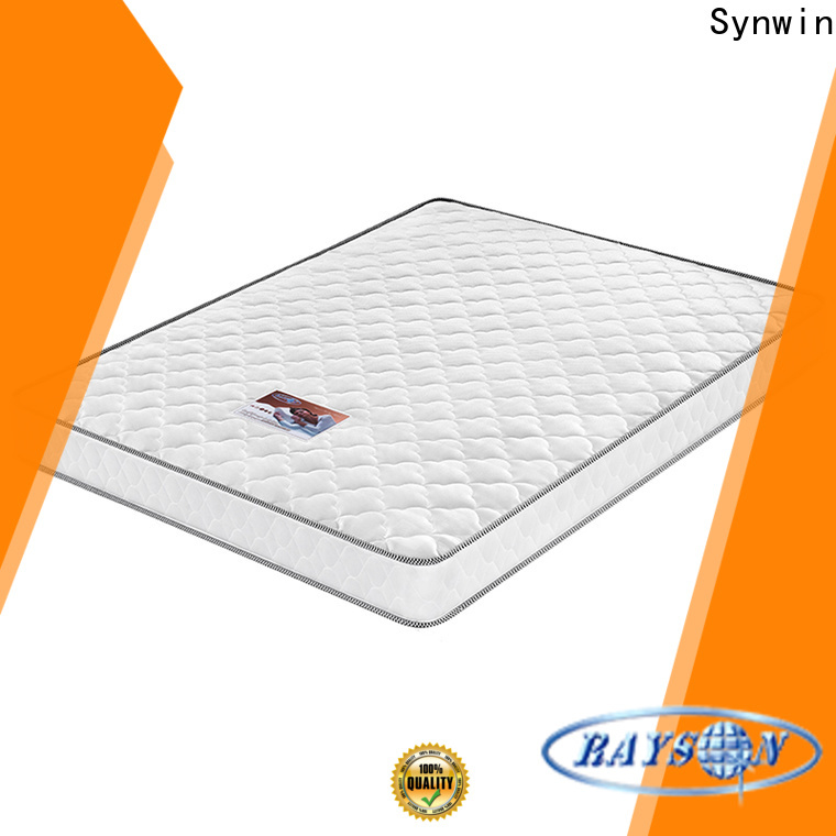 Synwin bonnell spring mattress manufacturers professional bulk supplies