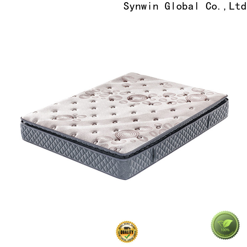 Synwin bonnell spring system mattress design for wholesale