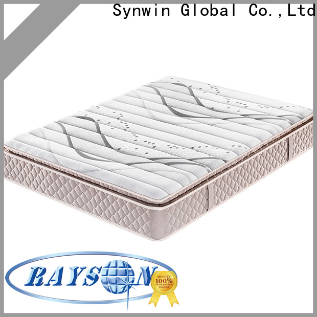 Synwin spring mattress manufacturing company manufacturer for bedroom