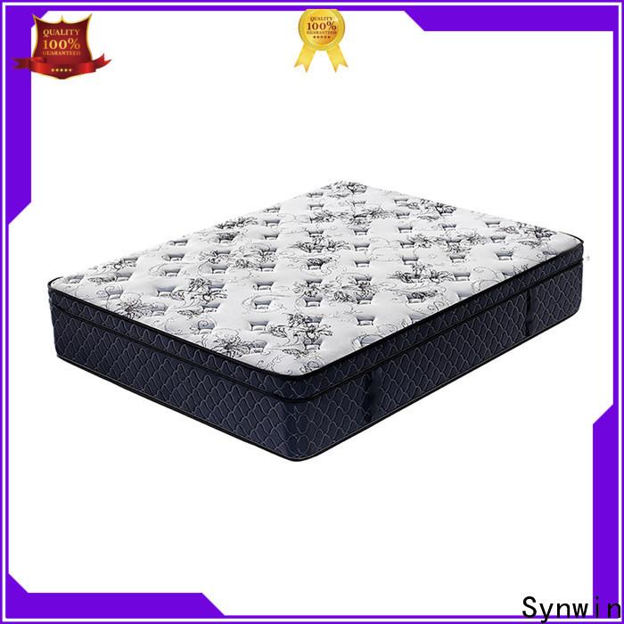 high-performance hotel luxe mattress comfortable
