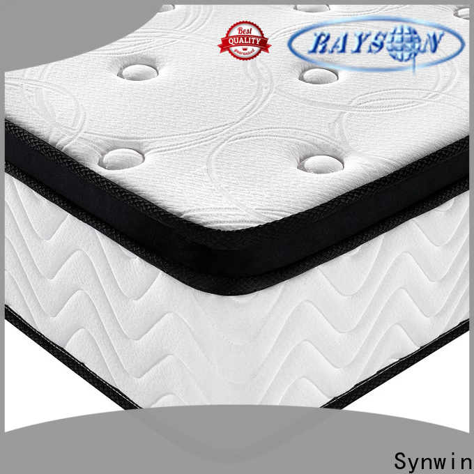Synwin chic design hotel mattress online competitive factory price manufacturing