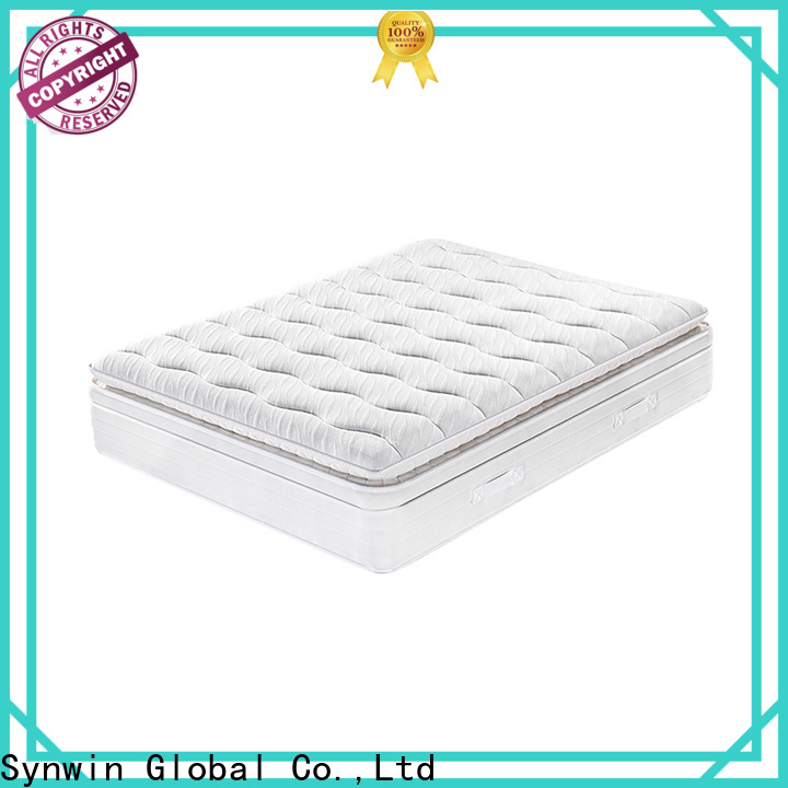Synwin latex pocket spring mattress wholesale for bedroom