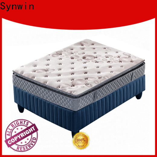 Synwin customized top online mattress companies supplier high density