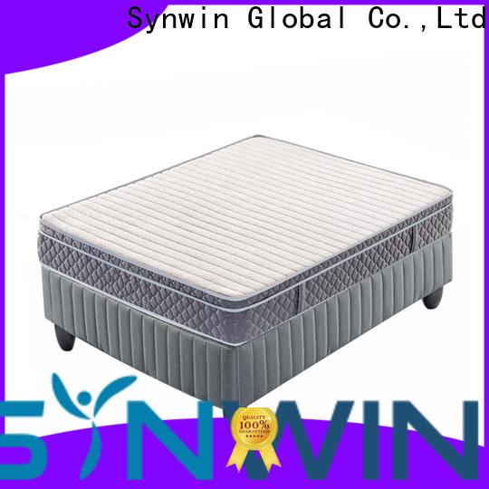 Synwin pocket spring mattress double wholesale bespoke service