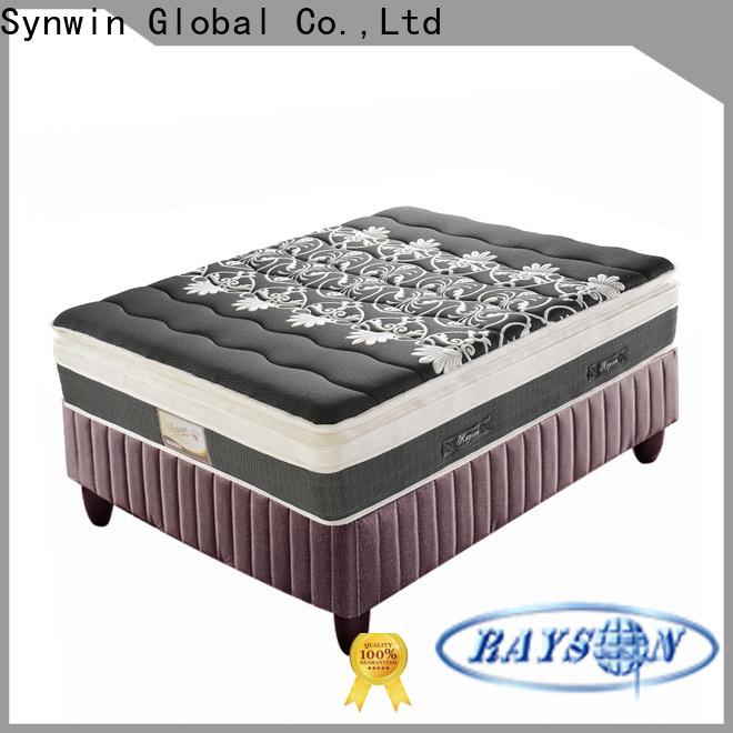 Synwin tight top top mattress companies 2020 supplier light-weight