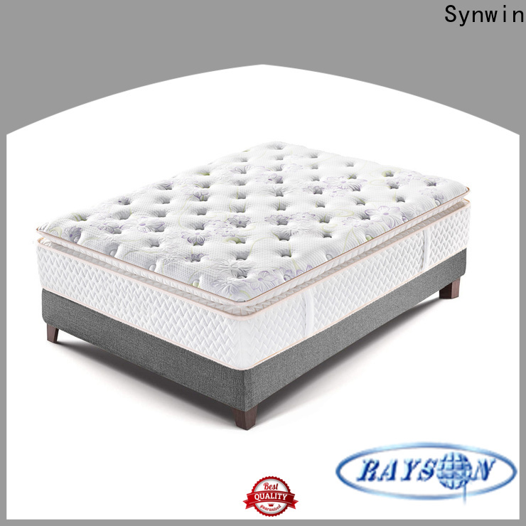 Synwin universal hotel mattress suppliers highly-rated at discount