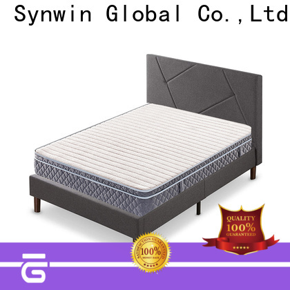 Synwin roll packed mattress supplier with spring