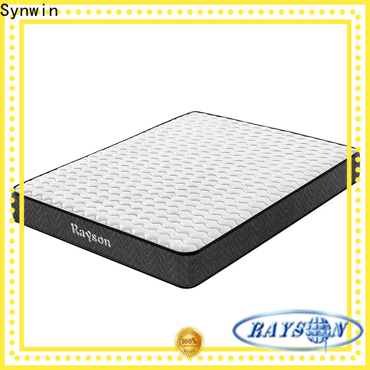 Synwin high-quality innerspring mattress sets knitted fabric light-weight