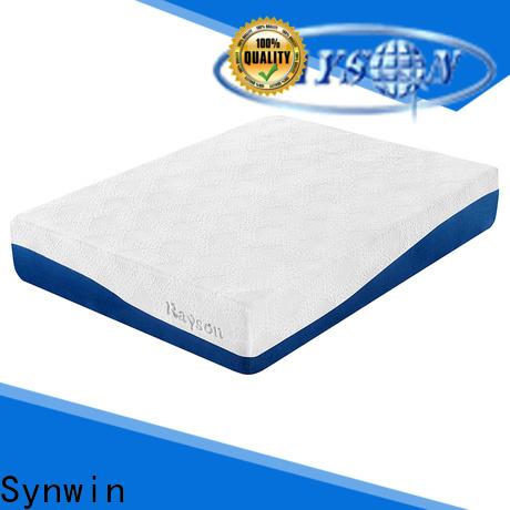 Synwin foam bed mattress online bulk order for bed