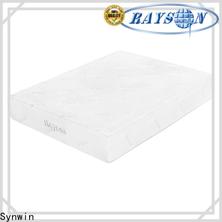 chic design latex foam mattress manufacturing process free design for sound sleep