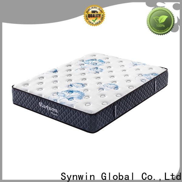 Synwin knitted fabric king memory foam mattress set bulk order for sound sleep