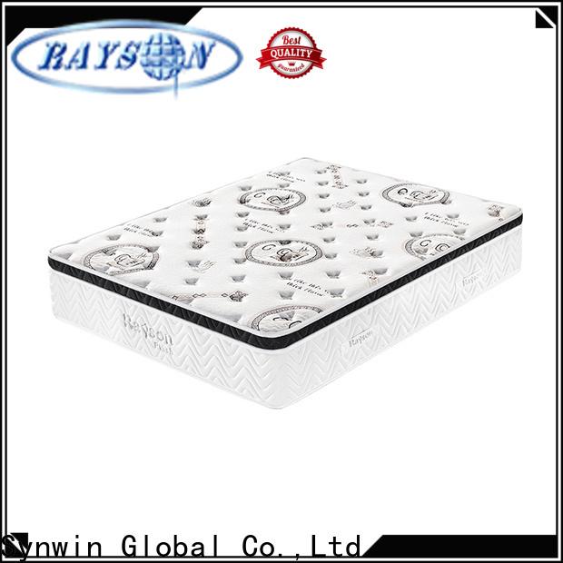 Synwin top quality hotel standard mattress full size memory foam