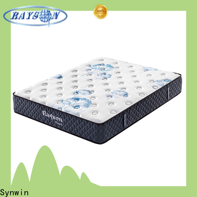 customized coil spring mattress king factory high density