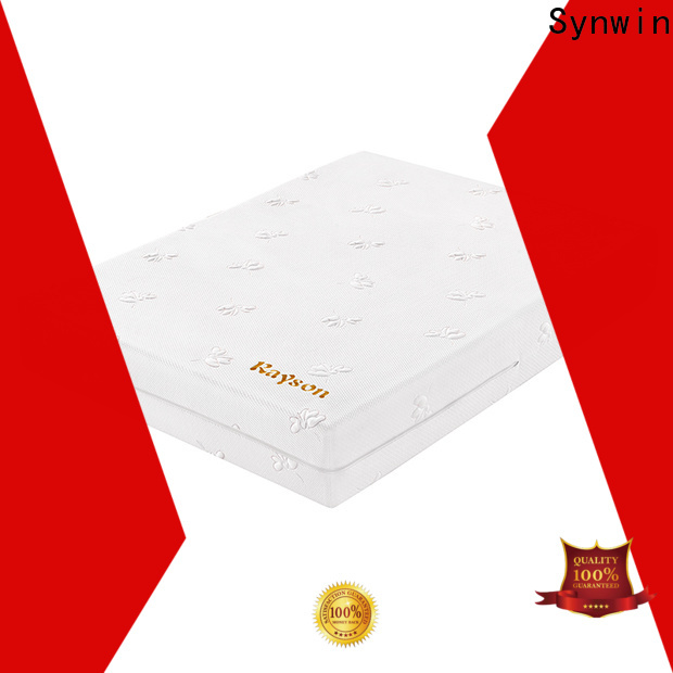 Synwin bonnell memory foam mattress free delivery for sound sleep