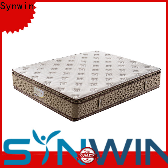 Synwin double sides mattress in 5 star hotels wholesale for sleep
