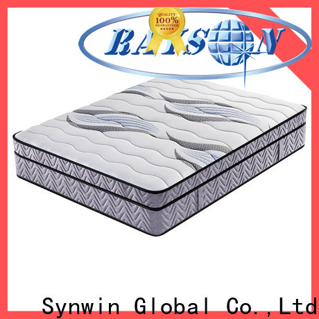 Synwin largest mattress manufacturers competitive factory price for sound sleep