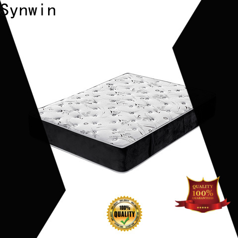 Synwin oem & odm mattress wholesale online supplier for bedroom