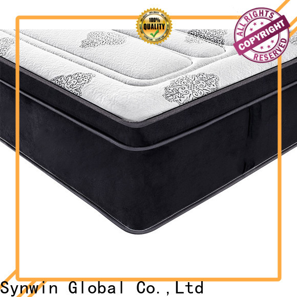 Synwin mattress suppliers for hotels wholesale for sound sleep
