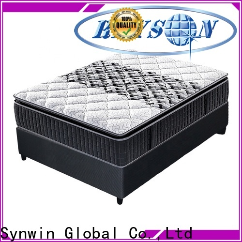 Synwin oem & odm best quality mattress brands factory
