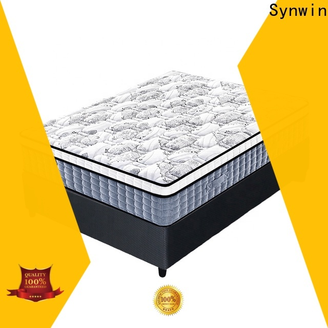 Synwin top rated mattress manufacturers cost-effective customization