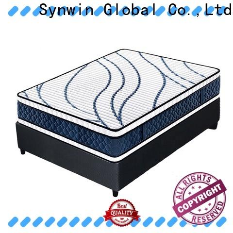 Synwin bonnell and memory foam mattress design bulk supplies
