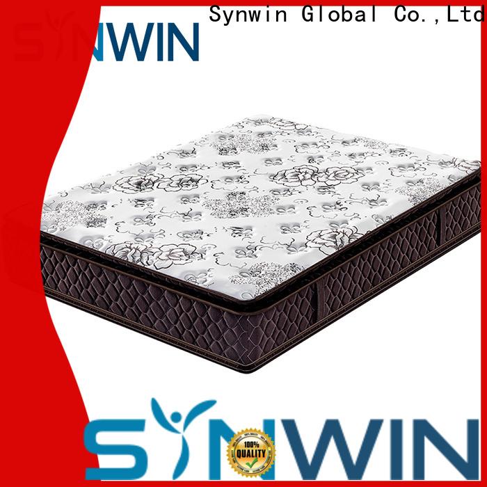 Synwin hotel bed mattress manufacturers supplier best sleep