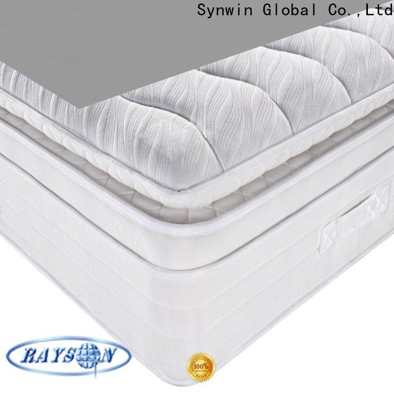 chic design most comfortable hotel mattresses oem & odm